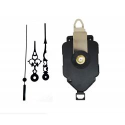 Mécanisme d'horloge à balancier + aiguilles style 6.8/9.8cm DIY
