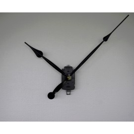 Horloge géante mécanisme d'horloge à balancier grandes aiguilles poire géantes 25/38cm pour cadran épais DIY pendule murale