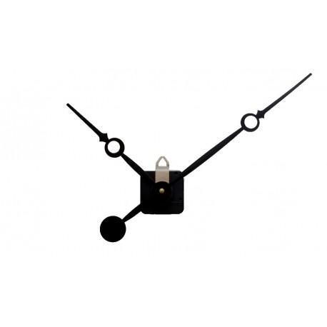 Mécanisme + aiguilles trou 16/23 cm