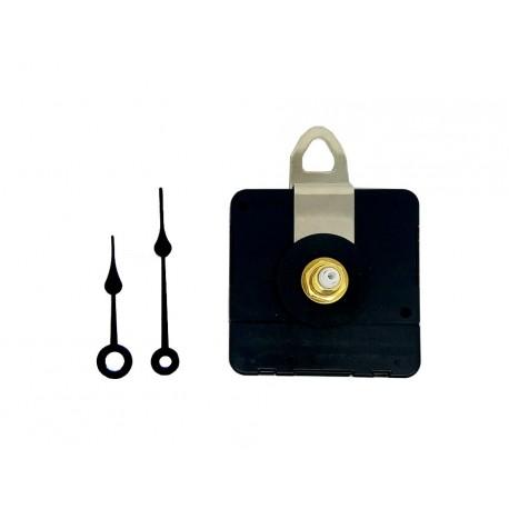 Mécanisme d'horloge AU CHOIX + aiguilles poire très courtes