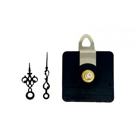 Mécanisme d'horloge AU CHOIX + aiguilles style très courtes