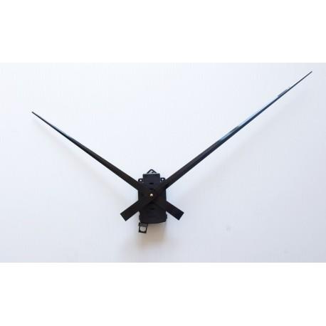 Mécanisme à balancier+ aiguilles géantes 33/45cm