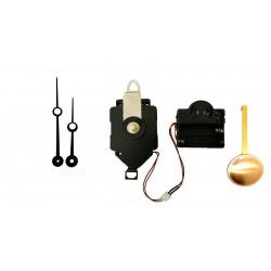 mécanique d'horloge à balancement et sonnerie