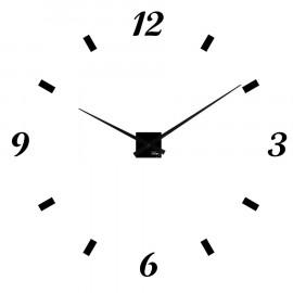 Horloge géante minimaliste SCRI-CPRP