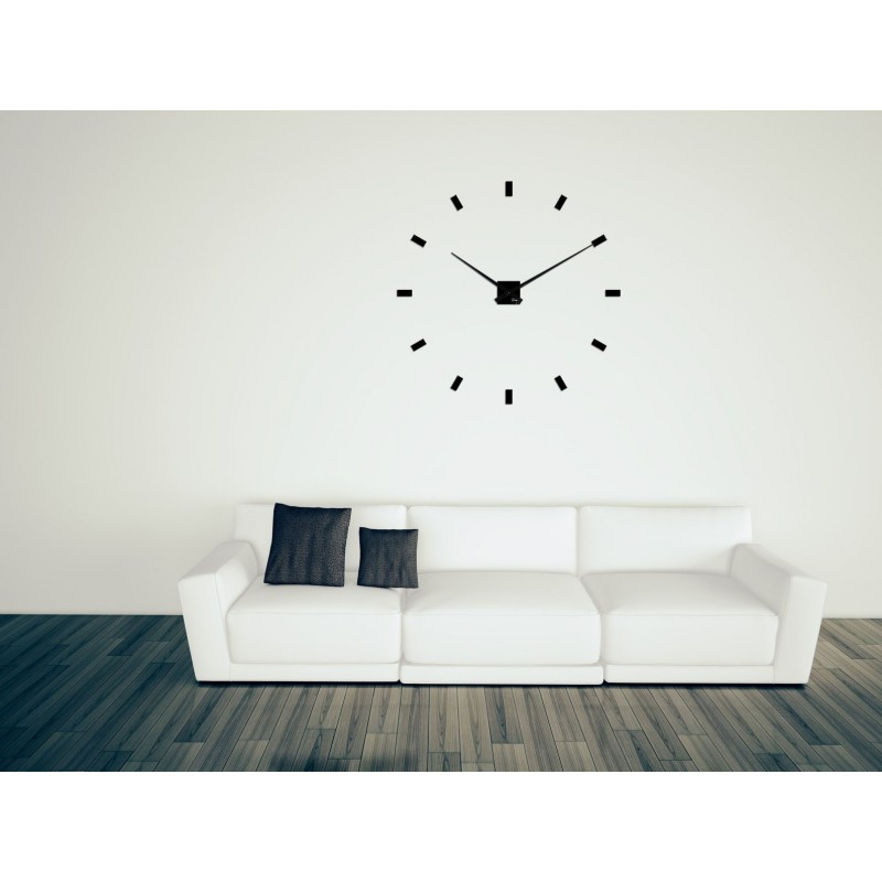 horloge g ante minimaliste plexir cprp. Black Bedroom Furniture Sets. Home Design Ideas