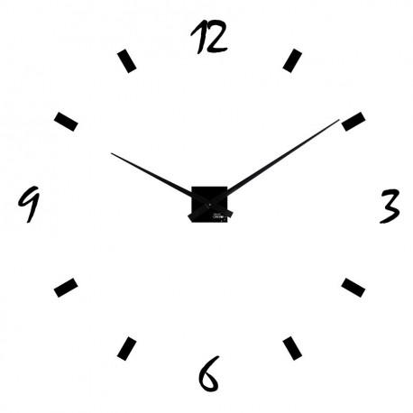 Horloge géante minimaliste PLEXIR-CPRP
