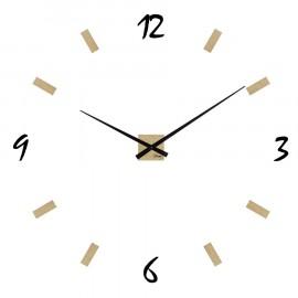 Horloge géante minimaliste MIST-CCRC