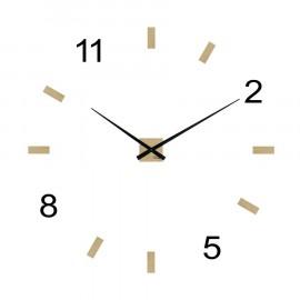 Horloge géante minimaliste ARIA11258-CCRC