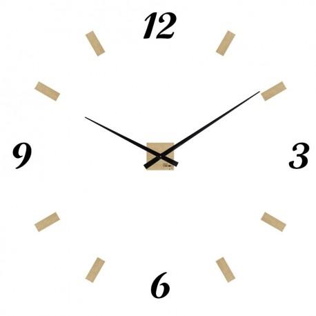 Horloge géante minimaliste SCRI-CCRC