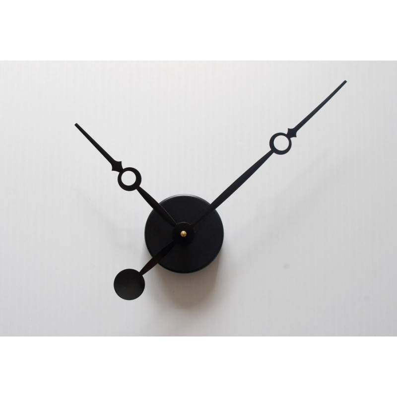 mouvement horloge pendule balancier grandes aiguilles longues 17//23cm poire DIY