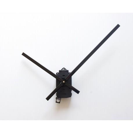 Mécanisme à balancier+ aiguilles extra-longues 20/30cm
