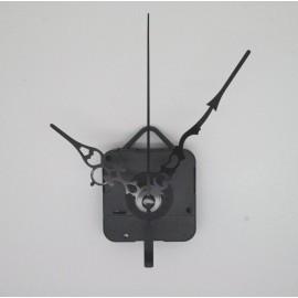 Mécanisme d'horloge+ aiguilles style 6.8 / 9.8cm pour cadran fin